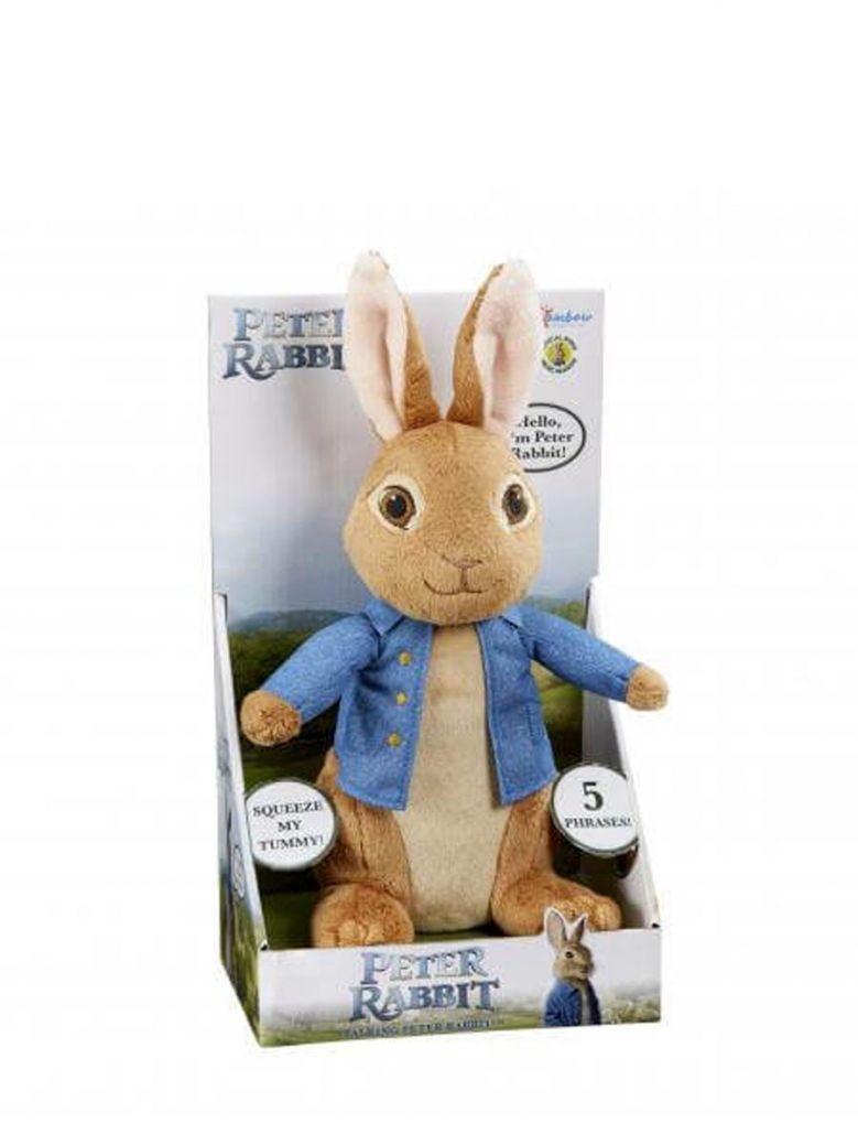 Talking Peter Rabbit Soft Toy