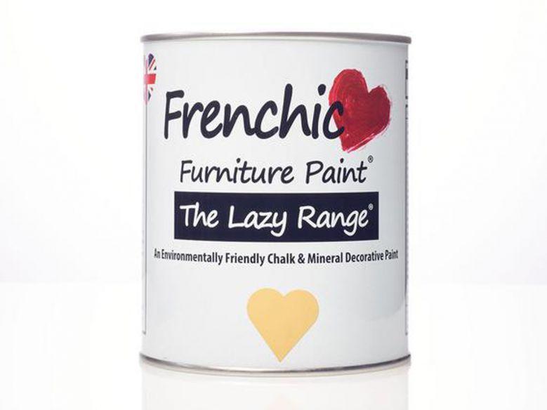 FRENCHIC Hot As Mustard New & Improved Lazy Range
