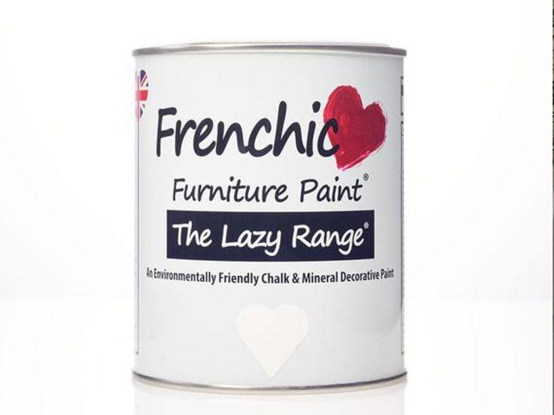 FRENCHIC Whitey White New & Improved Lazy Range