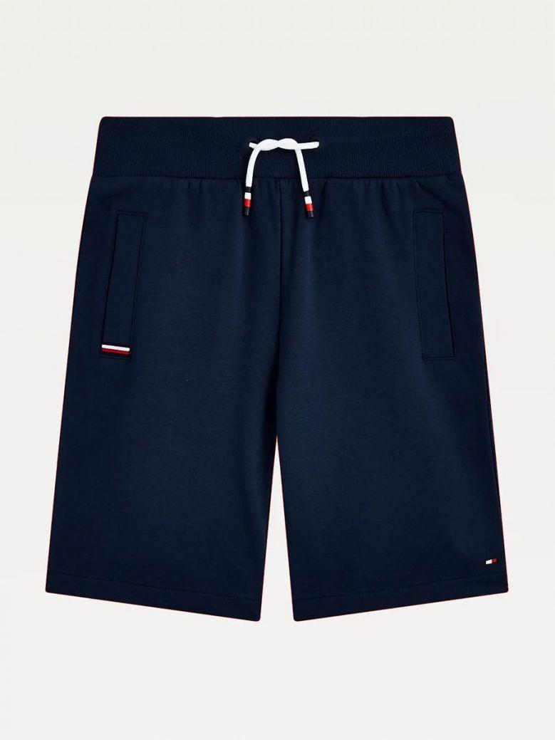 Tommy Hilfiger Cool Signature Drawstring Sweat Shorts
