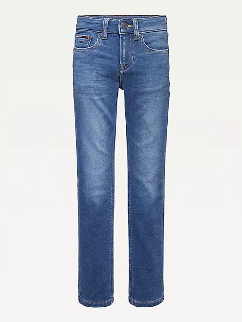 Tommy Hilfiger Scanton Faded Knee Jeans Denim