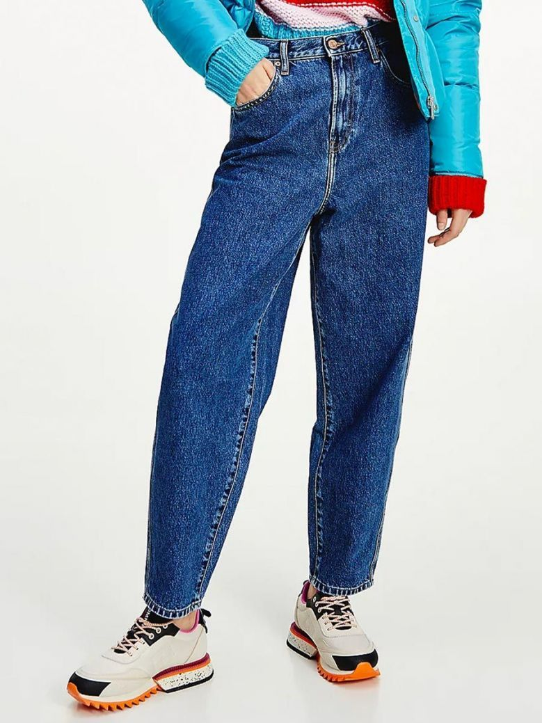 Tommy Jeans Callie High Rise Balloon Jeans