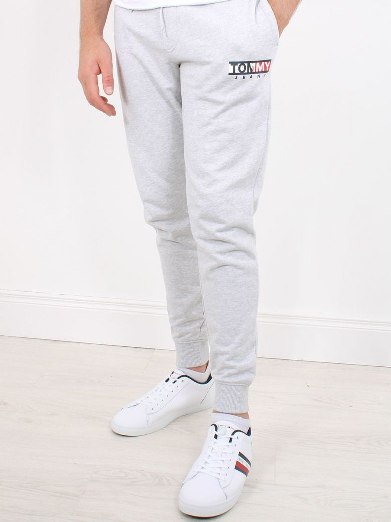Tommy Jeans Entry Graphic Joggers Grey