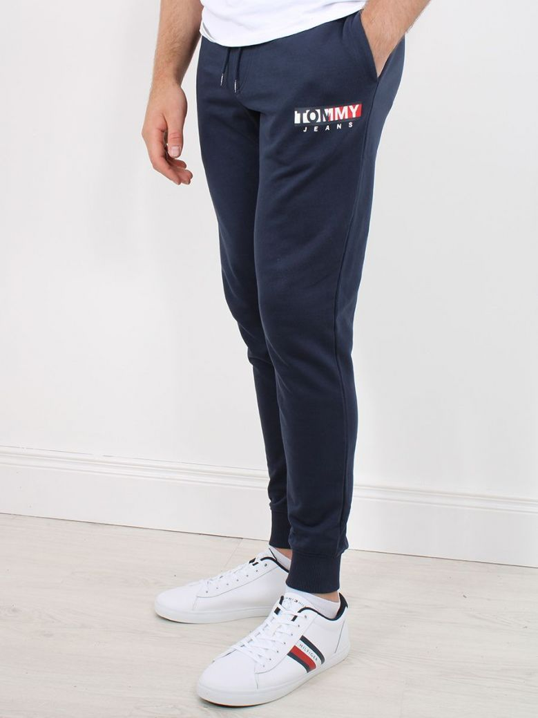 Tommy Jeans Entry Graphic Joggers Navy