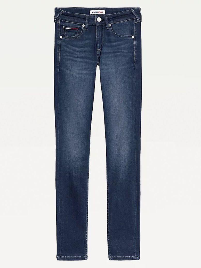 Tommy Jeans Sylvia High Rise Skinny Jeans Dark Denim
