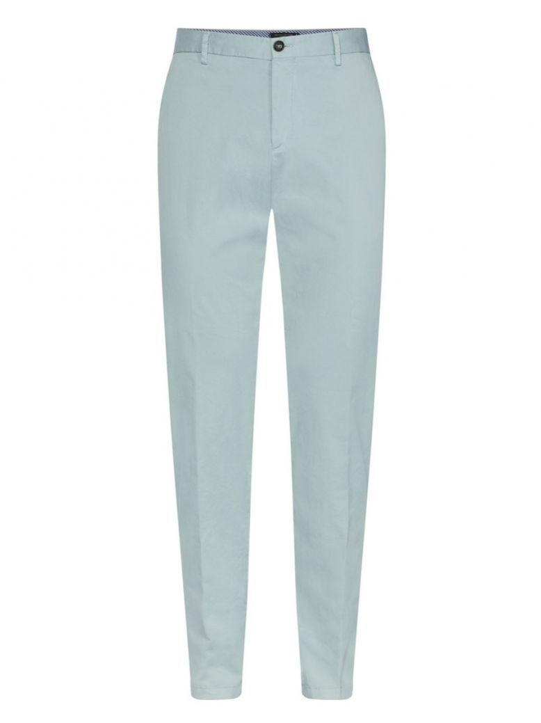 Tommy Hilfiger Mint Green Flex Slim Fit Trousers