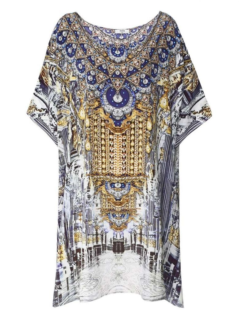 Inoa Blue Musee Tunic