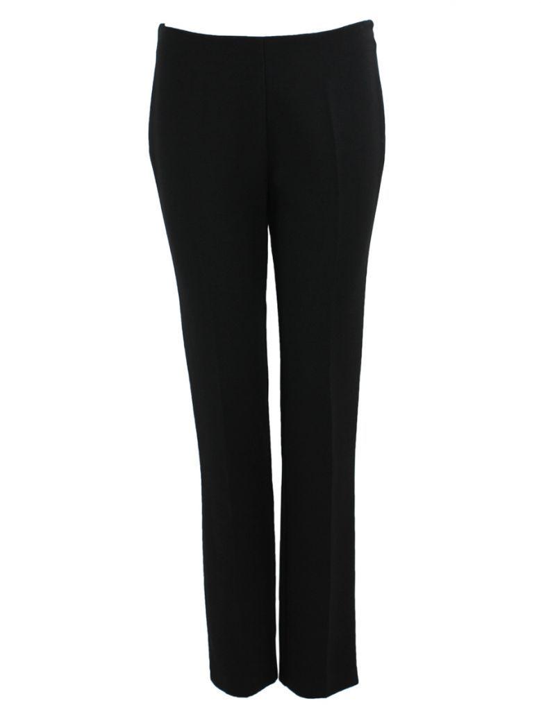 Peruzzi Black Straight Leg Trousers