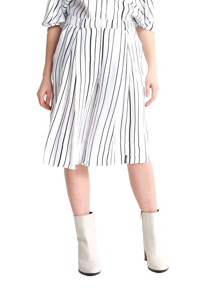 The Superdry Edit White Stripe Culottes