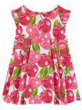 Mayoral Pink Cherry Dress 3938 31