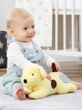 Picture of baby playing with Spot the Dog Large Soft Toy