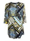 Betty Barclay Floral Abstract Print Smock Dress 8013-1050-7889-multi