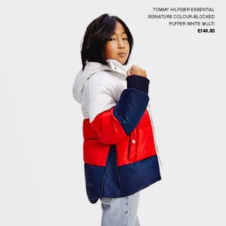 Kids AW21 Coat Edit